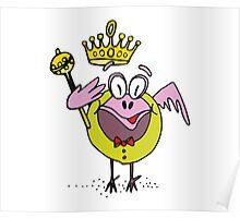 King bird Poster