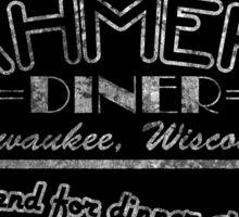 Dahmer's Diner Sticker