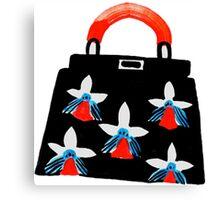 Fendi Bag Canvas Print