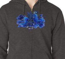 Equestria Elements - The Moon Zipped Hoodie