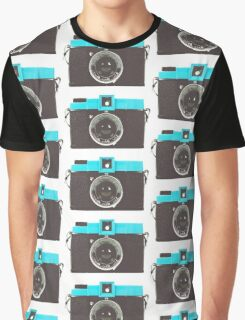 Diana #lomography Graphic T-Shirt