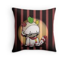 FREAKSHOW Throw Pillow
