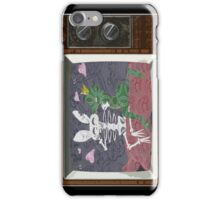 true love goes past death iPhone Case/Skin
