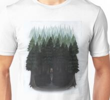 Laura Palmer in the Woods Unisex T-Shirt