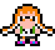 Pixel Inkling Photographic Print