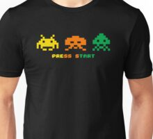 space invaders full colour Unisex T-Shirt