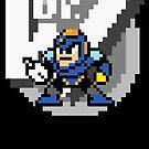 Flashman with text (Black) by Funkymunkey