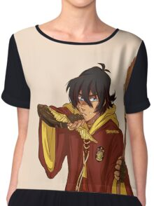 Quidditch Player Keith!  Chiffon Top