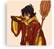 Quidditch Player Keith!  Canvas Print