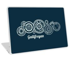 Gallifrey - Doctor Who Laptop Skin