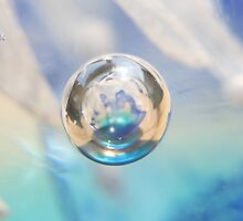 a bubble in limbo by andy bryant