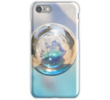 a bubble in limbo iPhone Case/Skin
