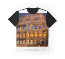 The Colosseum Graphic T-Shirt