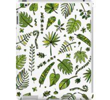 Floral seamless pattern iPad Case/Skin
