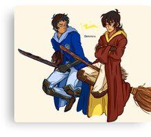 VOLTRON Quidditch Rivals Canvas Print