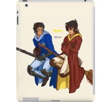 VOLTRON Quidditch Rivals iPad Case/Skin