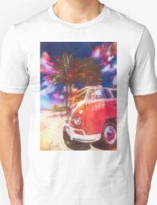 VDub horizon Unisex T-Shirt