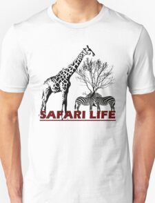 SAFARI LIFE Unisex T-Shirt