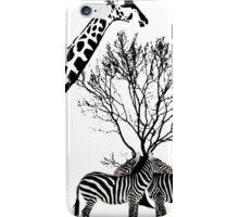 SAFARI LIFE iPhone Case/Skin