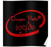 Dungeon Master Inside Poster