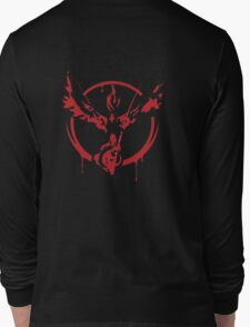 Team Valor! Pokemon Go Long Sleeve T-Shirt
