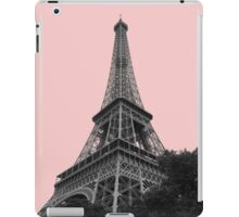 Eiffel tower in quartz iPad Case/Skin