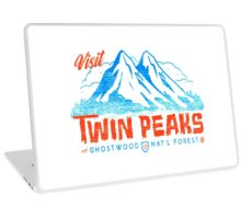 Twin Peaks- Welcome Laptop Skin