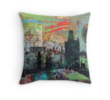 Experiment - Prague Throw Pillow