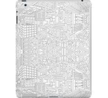 Blank Blocks iPad Case/Skin