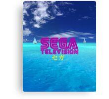 Sega Canvas Print