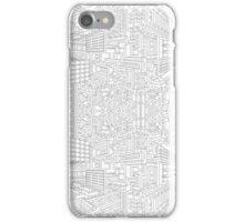 Blank Blocks iPhone Case/Skin