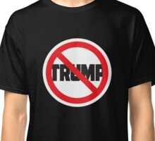 Anti Trump Classic T-Shirt