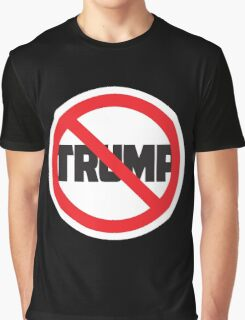 Anti Trump Graphic T-Shirt