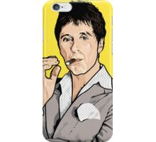 Al Pacino Scarface Pop Art  iPhone Case/Skin