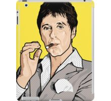 Al Pacino Scarface Pop Art  iPad Case/Skin