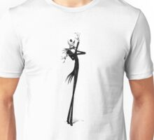 jack of the nightmare before christmas Unisex T-Shirt