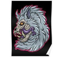 Nightmare Werewolf Poster