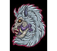 Nightmare Werewolf Photographic Print