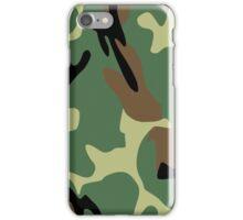 PLA Camo Pattern iPhone Case/Skin