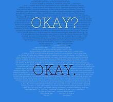 The Fault in our Stars by Jessica Whitehead