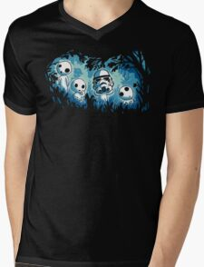 Forest Guardians Mens V-Neck T-Shirt