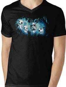 Forest Guardians Mens V-Neck T-Shirt