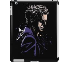 12th Doctor Who iPad Case/Skin