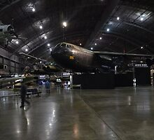 "Boing B-52D ""Stratofortress"" Bomber by BearheartFoto"