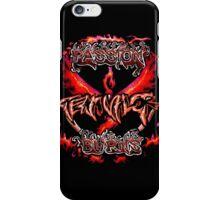 Team Valor: Passion Burns iPhone Case/Skin