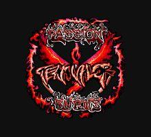 Team Valor: Passion Burns Unisex T-Shirt