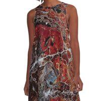 Fragile 508 A-Line Dress