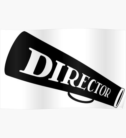 DIRECTOR - FILM Poster