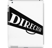 DIRECTOR - FILM iPad Case/Skin