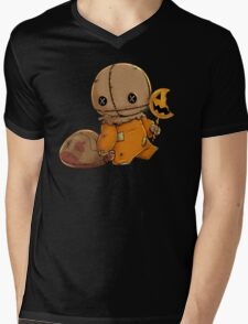 Trick 'r Treat Mens V-Neck T-Shirt